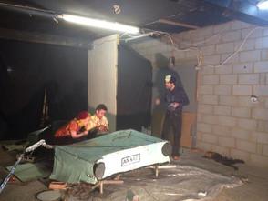 Liberty Hodes's Live Car Crash