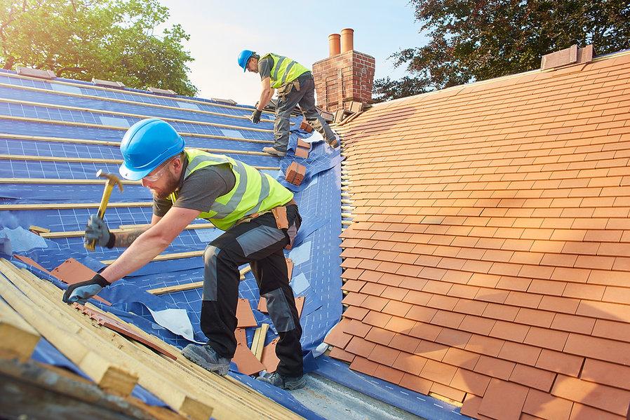 Changer les toits