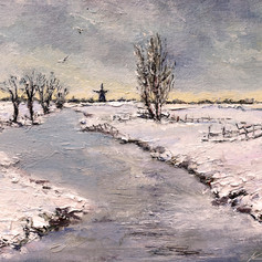 A Winter For Van Gogh