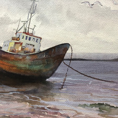 Painting Patina