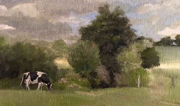 Oil Painting by Brigit Krans