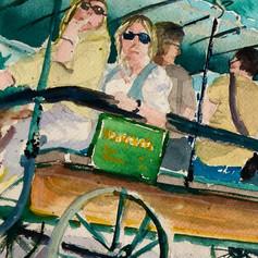 Cart Ride Vienna