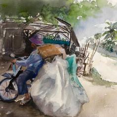 Overload in Cambodia