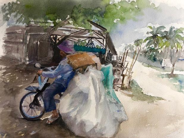 Overload - Cambodia