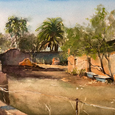 Abandoned Farm, Lagos