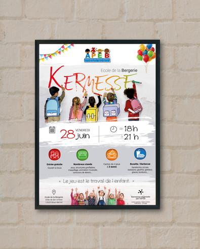 Affiche Kermesse (Juin 2019)