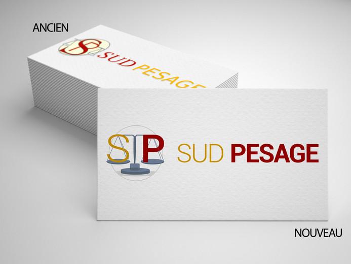 Mise à jour logo Sud Pesage (Décembre 2018)