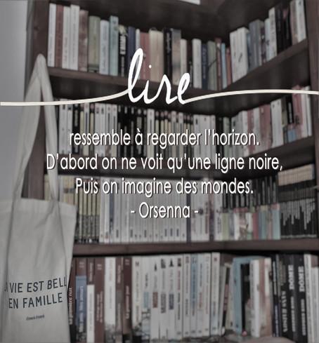 #Hobby  |   Depuis que je sais lire...