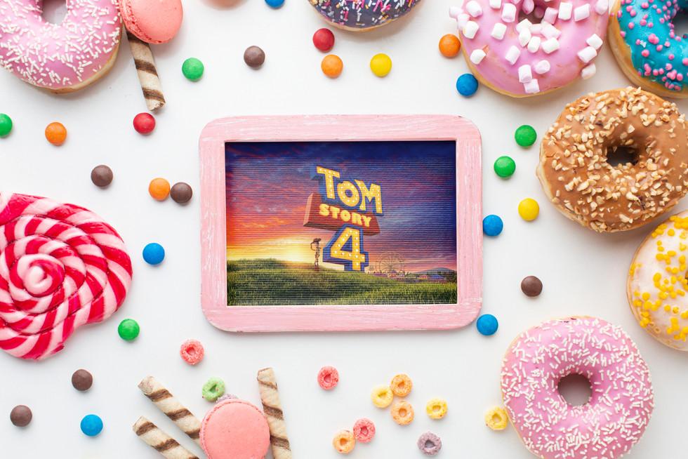 Invitation Thème Toy Story 4 (octobre 2019)