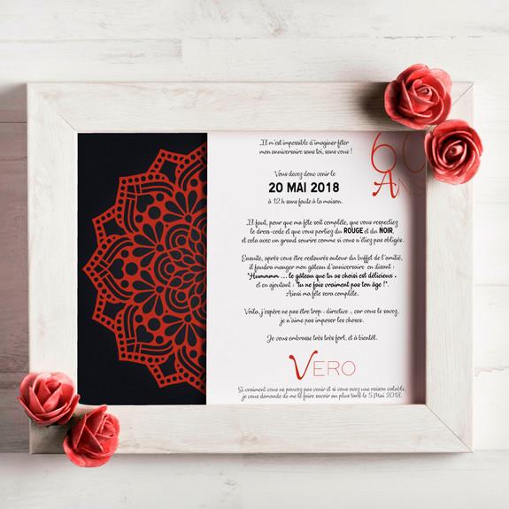 Invitation Anniversaire 60 ans (Mai 2018)