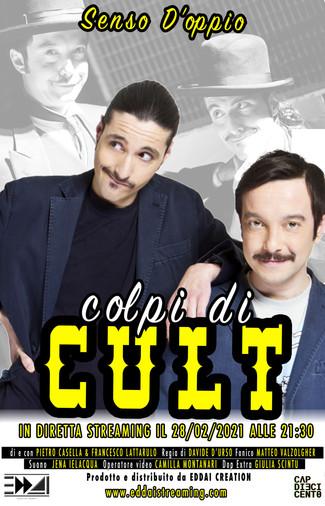COLPI DI CULT - SENSO D'OPPIO
