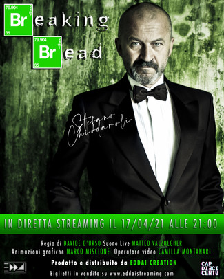 BREAKING BREAD - STEFANO CHIODAROLI