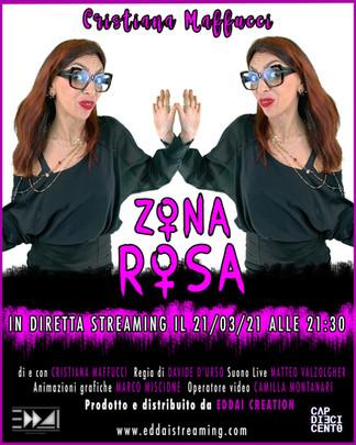 ZONA ROSA - CRISTIANA MAFFUCCI