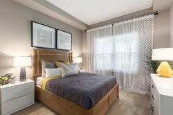 CitySide Bedroom