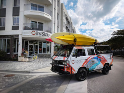 CitySide Adventure Vehicle