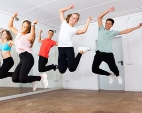 Master Aerobics Teens Picture