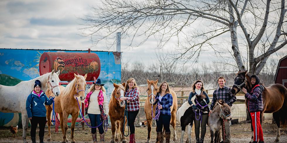 Susanna Farms Grand Opening