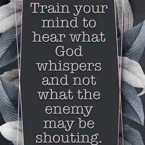 hear the whispers