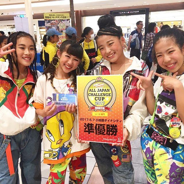 そして、今日チビちゃん達は_チャレンジカップ 南関東予選でした。__とても有り難