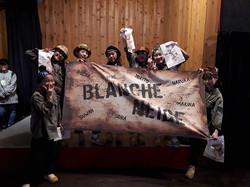 Blanche neige!!_99リーグ ファイナル、_残念ながら結果に繋げる