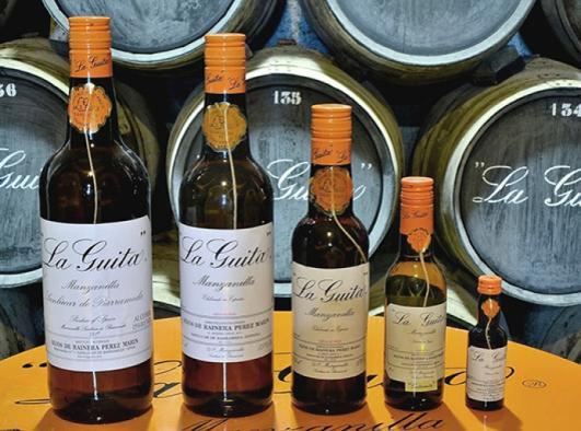 Botellas de La Guita