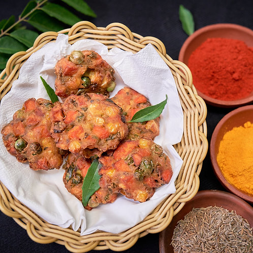 Frozen Vegetable Pakora (4 pcs)