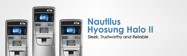 Hyosung Halo II ATM machine