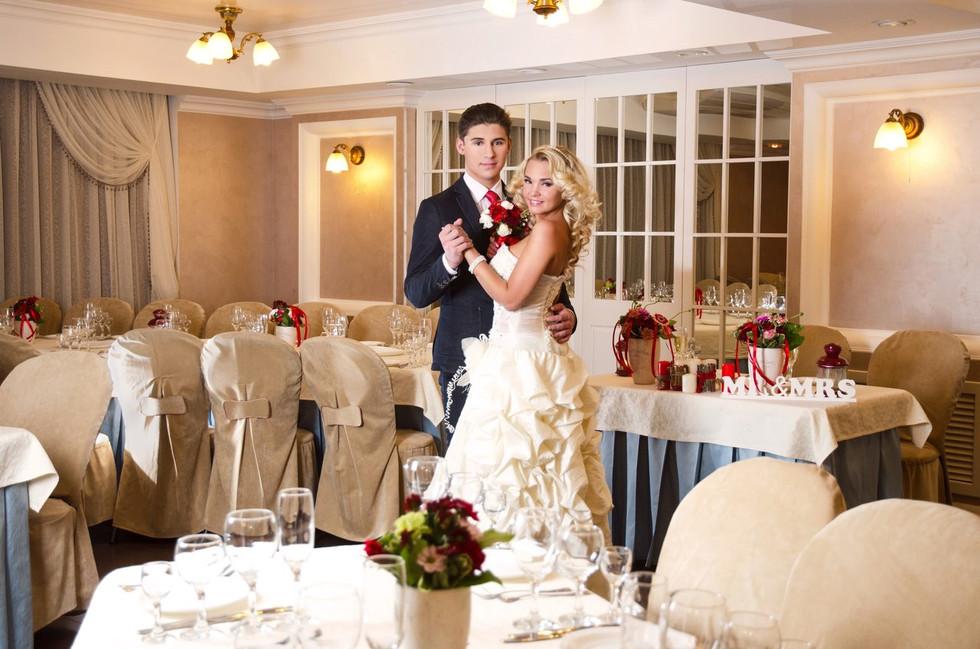 Свадьба в Ордженикидзовском районе