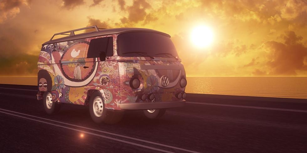 Peace, Love & Hippies Festival - Clio, MI