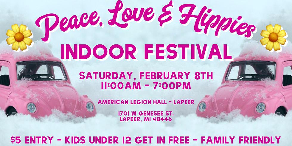 Peace, Love & Hippies Festival - Lapeer