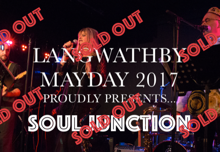 On-line tickets SOLD OUT for Langwathby May Day After Party