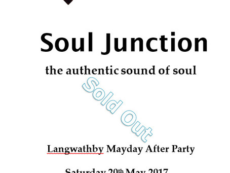 Langwathby Mayday After Party All Tickets Sold