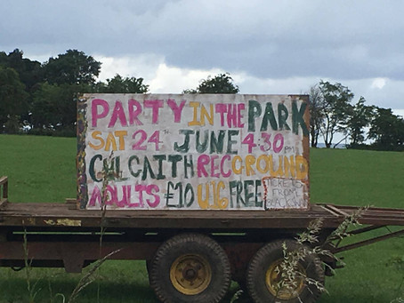 Don't Miss Out - Party in the Park, Culgaith