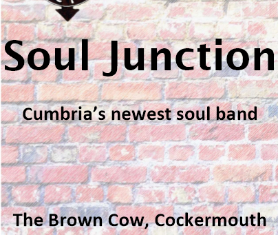 Looking forward to playing in Cockermouth