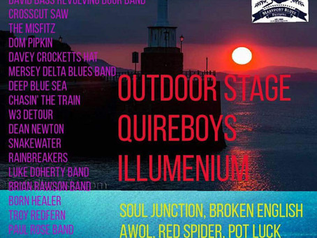 Summer of Soul continues - Maryport Blues Festival