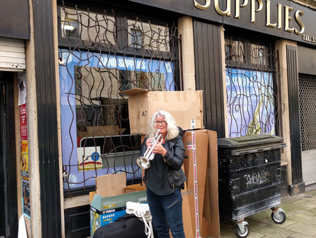 New trumpet hits Soul Junction