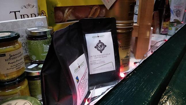 SJ coffee blend