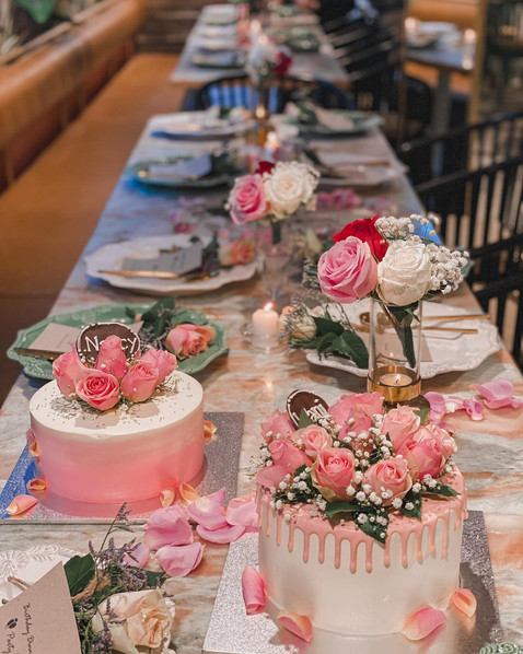 High tea private function