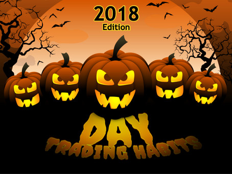 Spooky Habits, the 2018 Edition