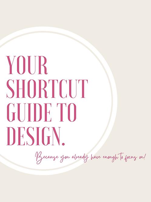 Communaholics Shortcut Guide to Design.