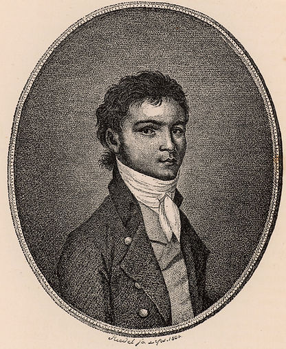 Beethoven in 1796, age 29