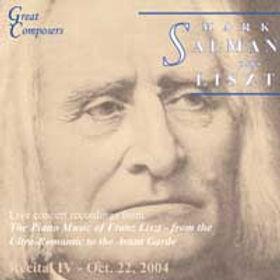 Liszt IV CD