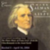Liszt I CD