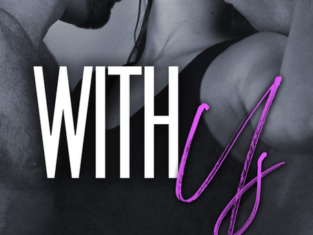 #CoverReveal - With Us (Next Generation, #2)
