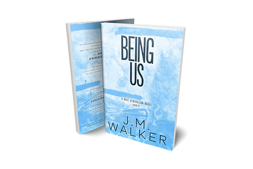 Being Us Limited Edition Cover