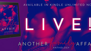 #NEWRELEASE - Another Family Affair - An Extreme Taboo Anthology