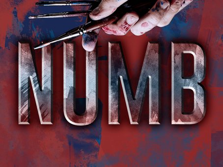 Cover Reveal - Numb (King's Harlots, #4)!