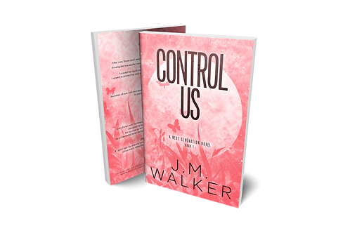 Control Us Limited Edition Cover