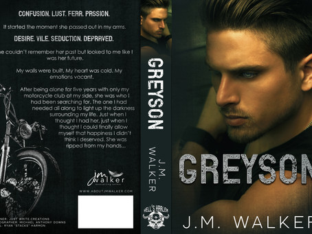 #COVERREVEAL - Greyson