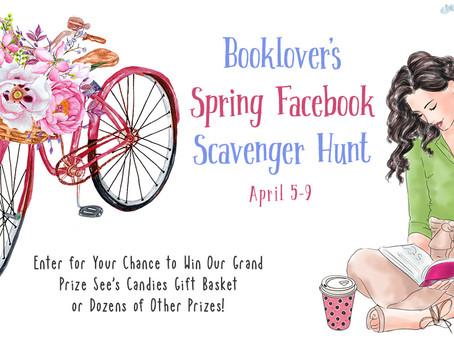 Spring Facebook Scavenger Hunt
